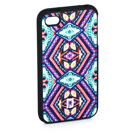 Dannijo Rawson iphone case blue 440