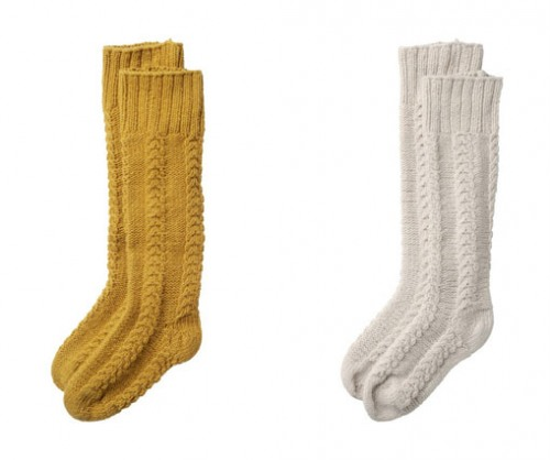 warm cozy socks, Toast