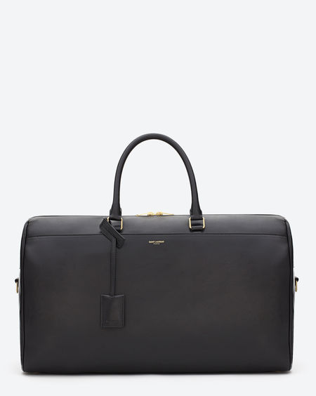 Sanit-Laurent-Black-Classic-Duffle-24-Bag