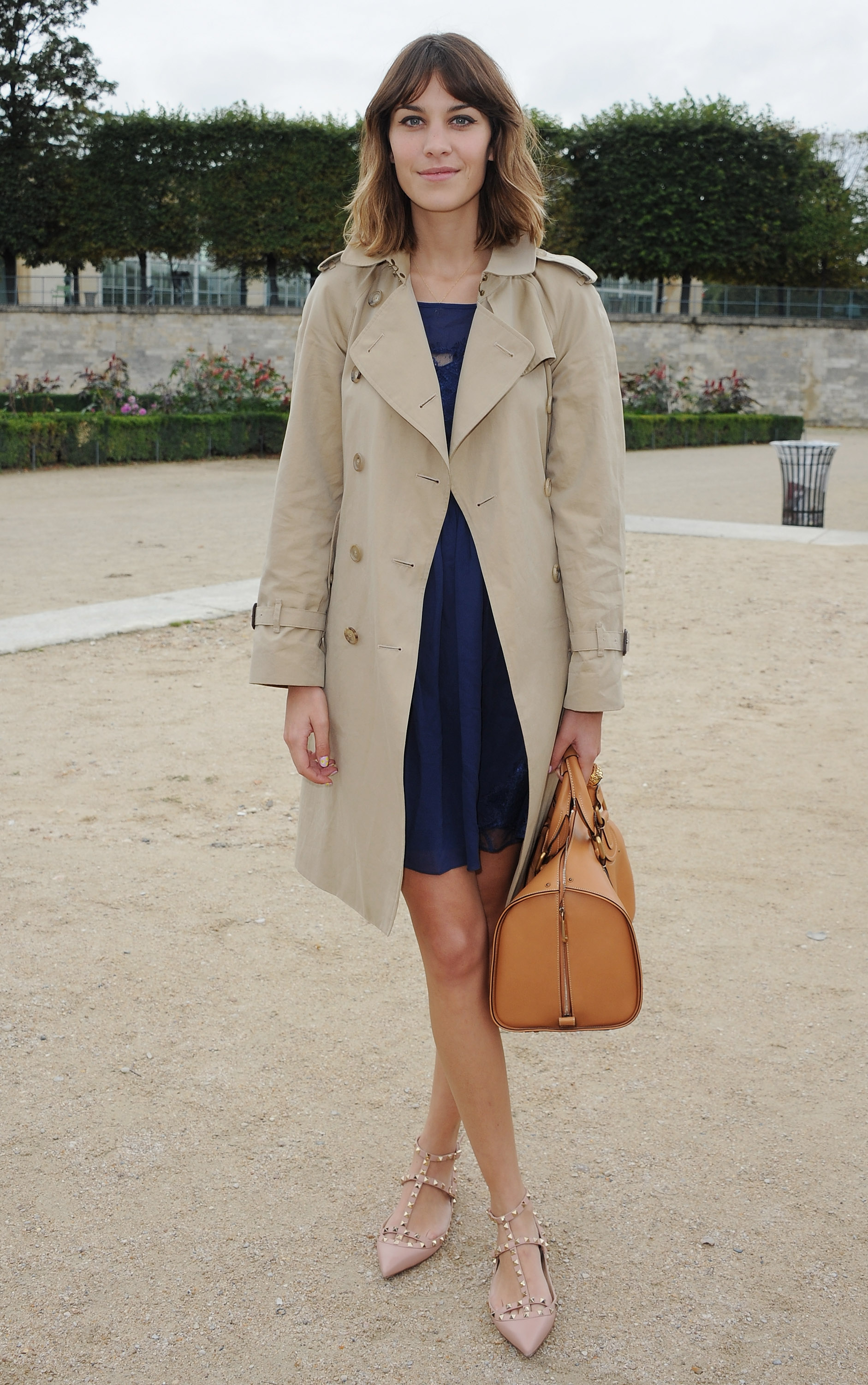 Chloe - Paris Fashion Week Spring/Summer 2011 Arrivals