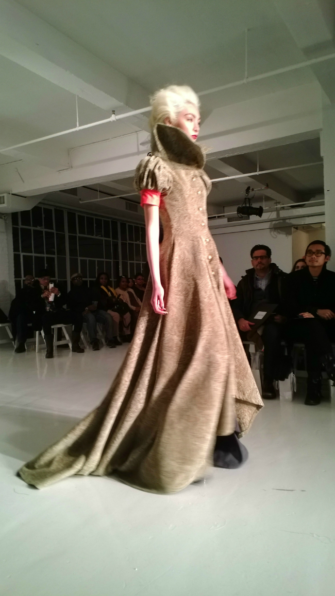 K. Nicole Fashion show FW14