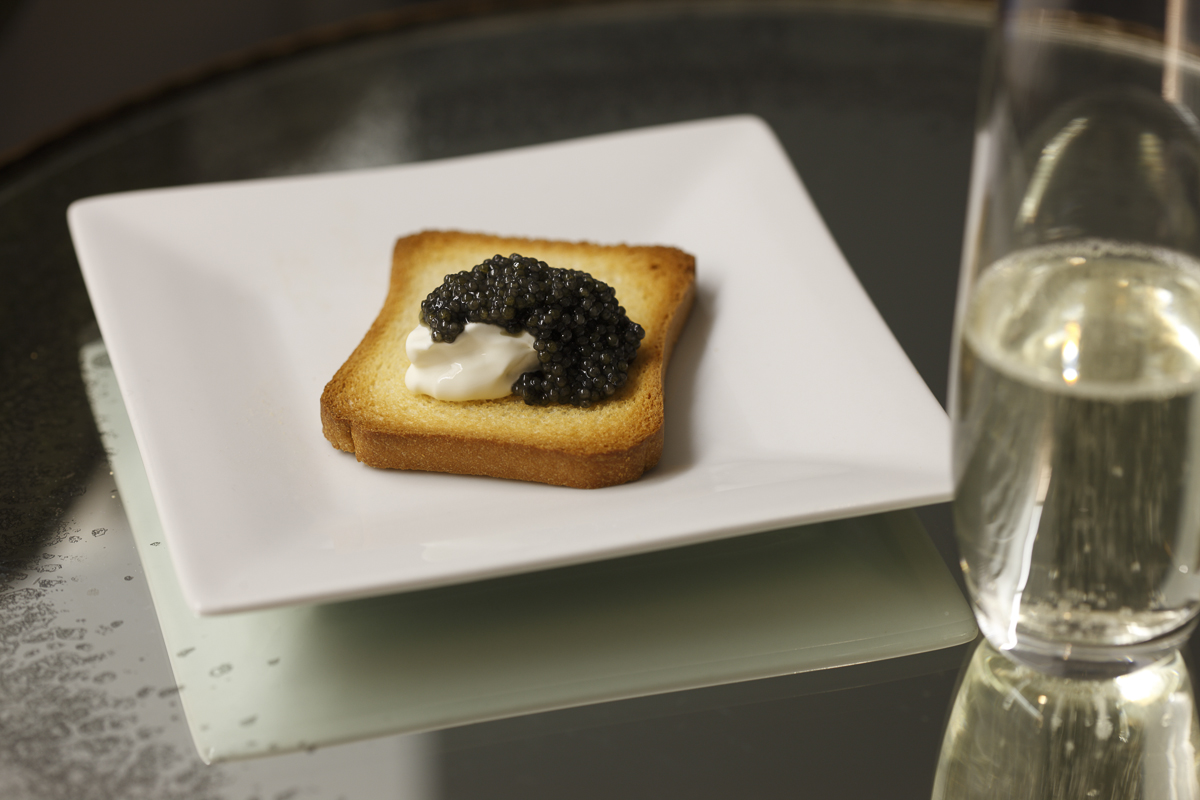 Caviar Oxygen facial