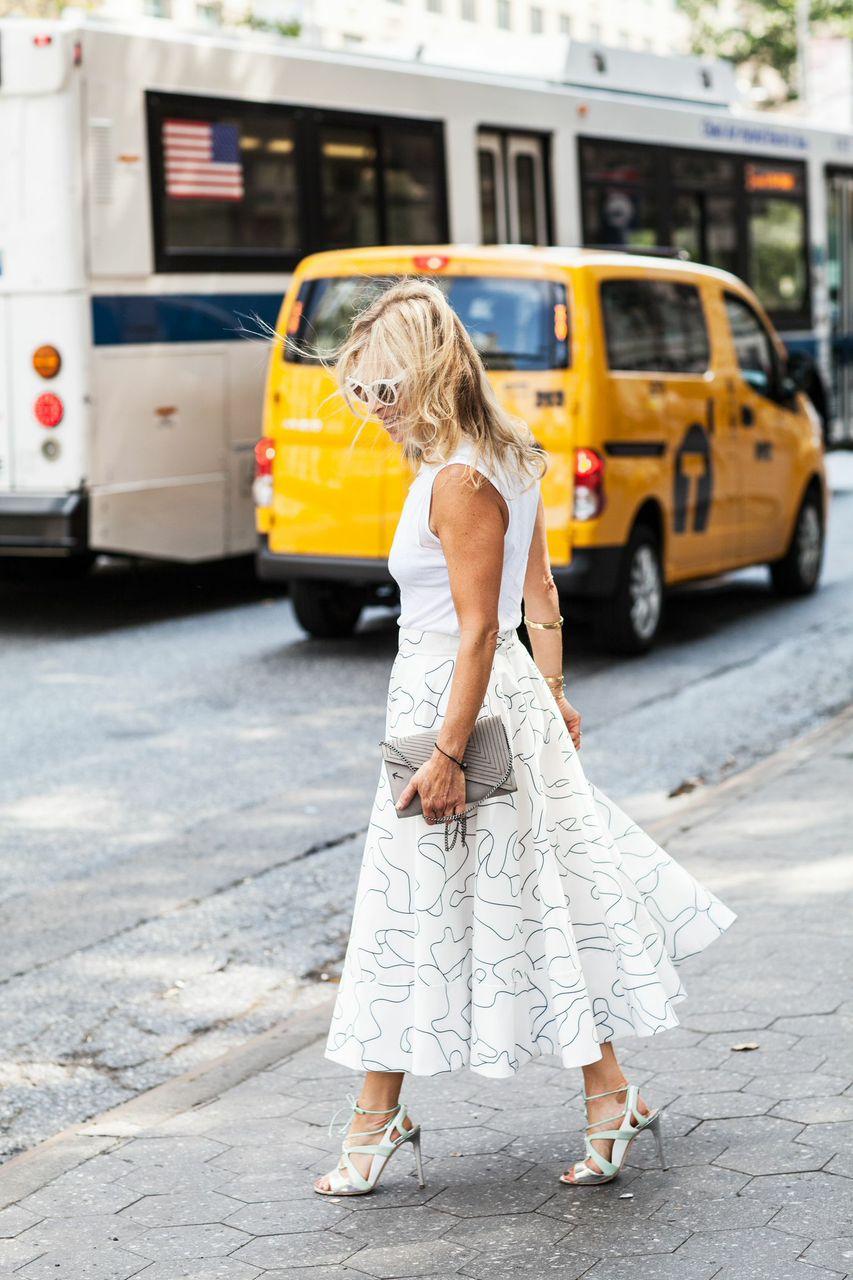 circle camo skirt