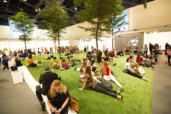 Art Basel exhibitors 2014